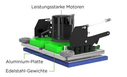 EDGE-Scheuersaugmaschine
