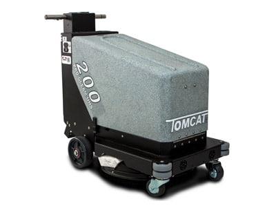 Handgeführte Highspeed-Poliermaschine