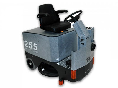 Aufsitz-Highspeed-Poliermaschine